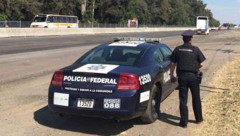 Policía Federal asegura automóvil y armas en Guanajuato