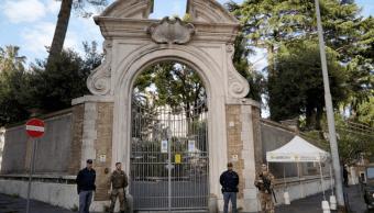 Hallan nuevos huesos en la Nunciatura del Vaticano en Roma