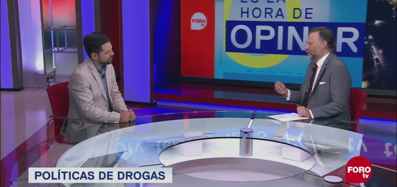 Política De Drogas México Diego Olvera