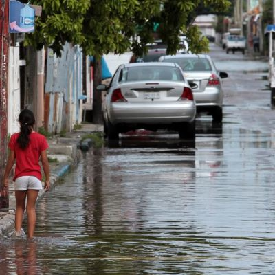 Por frío y lluvias suspenden clases en Campeche
