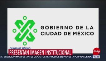 Nuevo Logotipo Del Gobierno De La CDMX, Próximo, Gobierno De La Ciudad De México, Imagen Institucional,