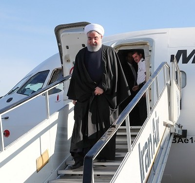 Israel es un 'tumor canceroso', dice el presidente de Irán, Hasan Rohani