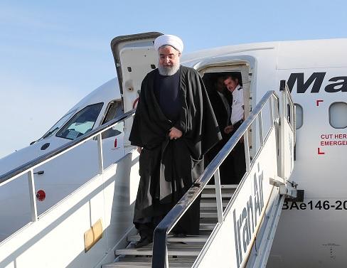 Rouhani: Israel es un 'tumor canceroso'