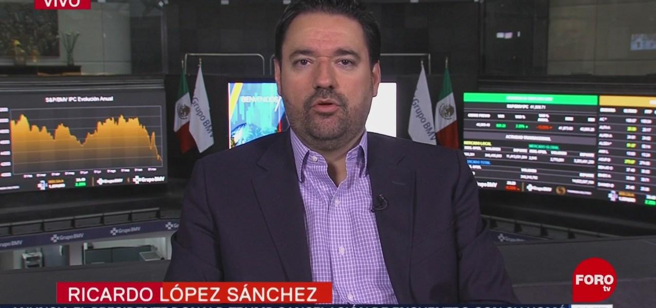 Prevén más turbulencias en los mercados mexicanos