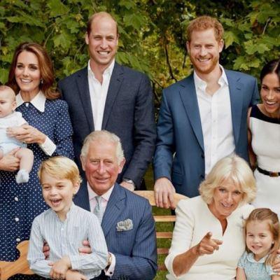 Revelan nuevos retratos por cumpleaños 70 de Príncipe Carlos