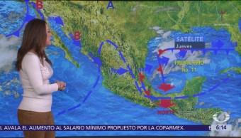 Pronostican cielo despejado y ambiente cálido en México