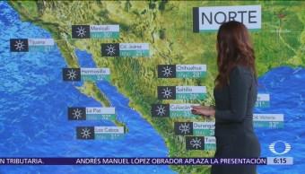 Pronostican clima cálido en gran parte de México