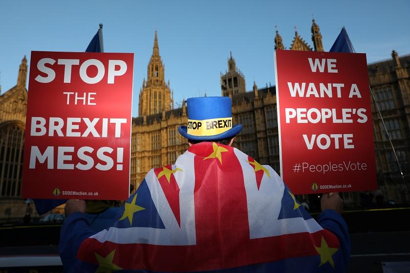 Londres y Bruselas logran proyecto de acuerdo sobre Brexit