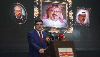 Turquía comparte grabaciones del asesinato de Khashoggi