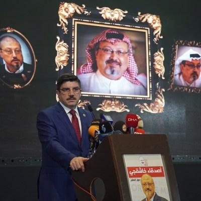 Turquía confirma que compartió grabaciones del asesinato de Khashoggi a varios gobiernos