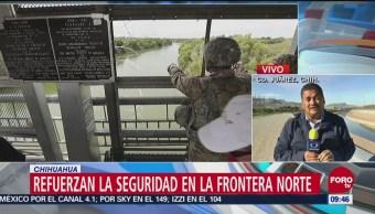 Realizan Simulacros Eventual Ingreso Centroamericanos A Eu