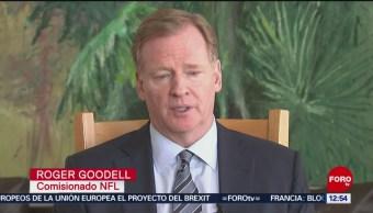 Regresa la NFL a México en 2019: Roger Goodell