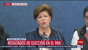 Resultados preliminares dan ventaja a Marko Cortés en la elección interna del PAN