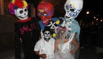 'Resurrección de muertos' sorprende a turistas en Mazatlán