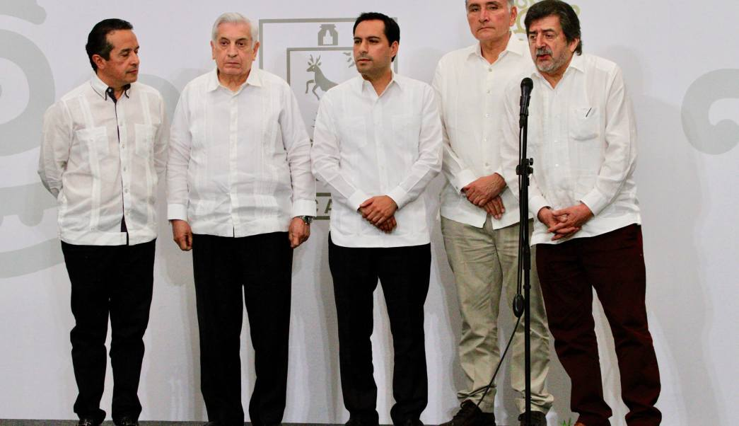 Tren Maya; trabajos para la construcción iniciarán diciembre