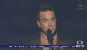 Robbie Williams hará temporada de shows en Las Vegas