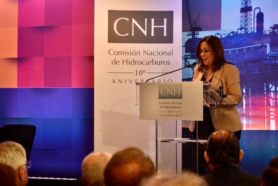 Rocío Nahale, próxima secretaria de Energía