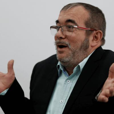 Autorizan a líder de FARC, 'Timochenko', acudir a toma de AMLO
