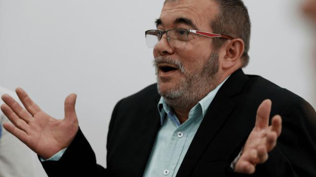 Líder de FARC, 'Timochenko', acudir a investidura de AMLO