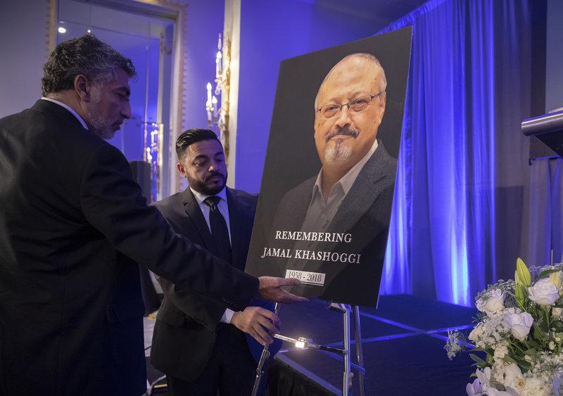 ultimas palabras jamal khashoggi periodista asesinato