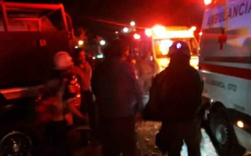 Mueren tres en tiroteo a equipo de futbol en Salamanca