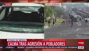 Se mantiene cerrada la autopista México-Pachuca