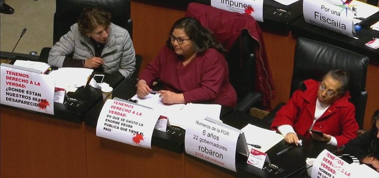 Senado Aprueba Ley Fiscalía General De La Nación