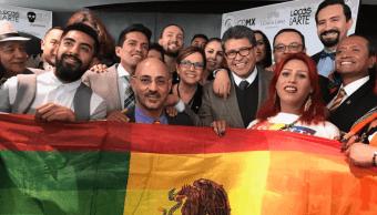 Senado avala seguridad social a parejas del mismo sexo
