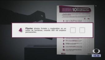 Senadores de Morena financiarán segunda consulta