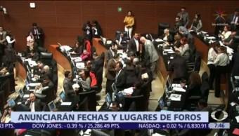 Senadores y banqueros inician diálogo por iniciativa para suprimir comisiones bancarias