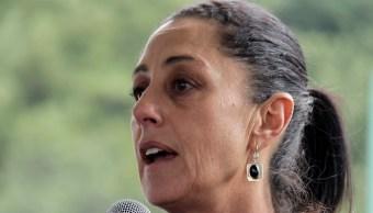 Sheinbaum pide solidaridad para integrantes de la caravana migrante