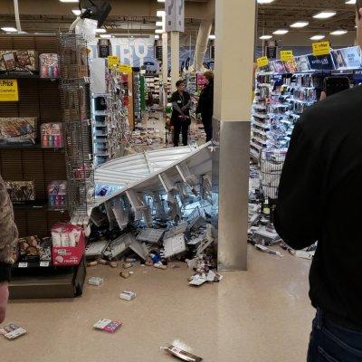 Se registran dos sismos en Alaska, de magnitud 7 y 5.8