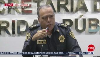 SSPCDMX da informe sobre enfrentamiento y bloqueo en la México-Pachuca