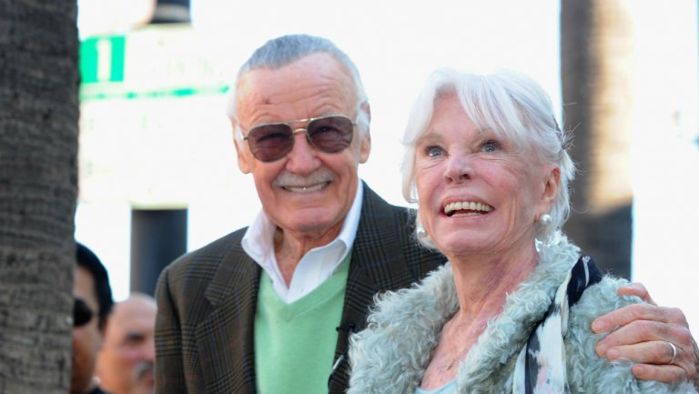 stan-lee-esposa-joan-foto-marvel