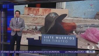 Suman 7 muertos por enfrentamiento en Leonardo Bravo, Guerrero