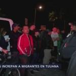 Tensión en Tijuana por caravana migrante