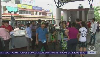 Tercera caravana migrante está en Chiapas, no puede salir de ahí