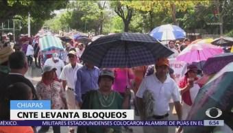 Termina paro magisterial en Chiapas, Gobierno estatal abre diálogo