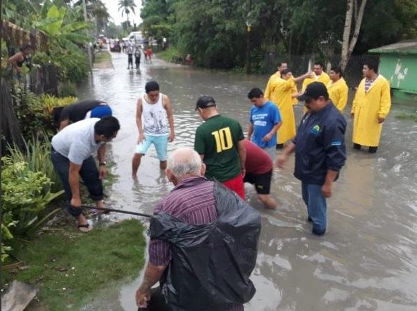 Terminan emergencias en municipios de Veracruz afectados por lluvias