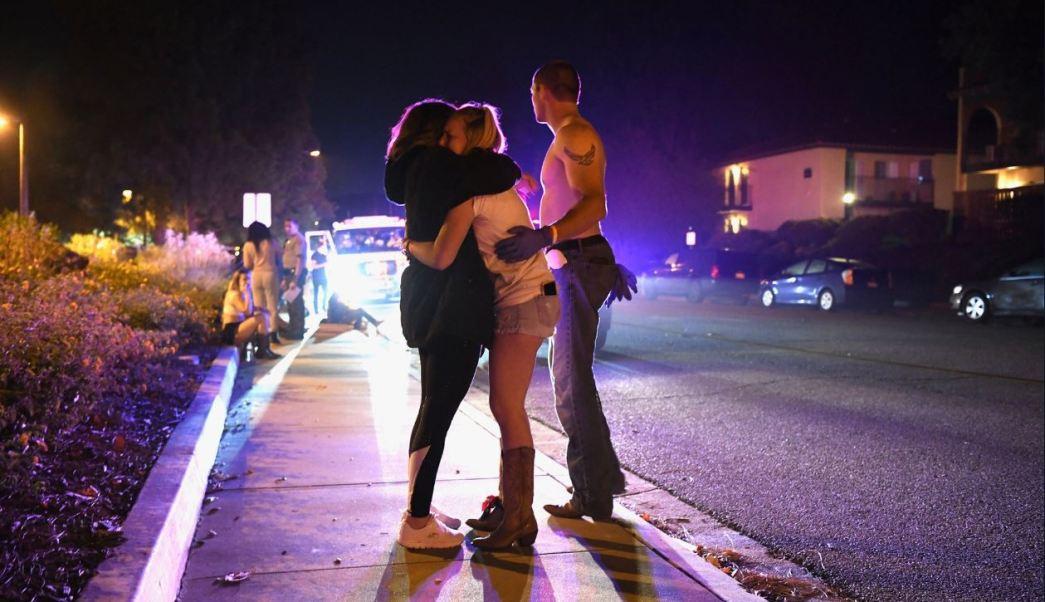 tiroteo en bar california deja 11 heridos