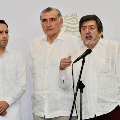 Tren Maya podría iniciar operaciones en cuatro años: Rogelio Jiménez Pons, próximo titular de Fonatur