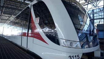 Tren Ligero descarrila en Guadalajara; no hay lesionados
