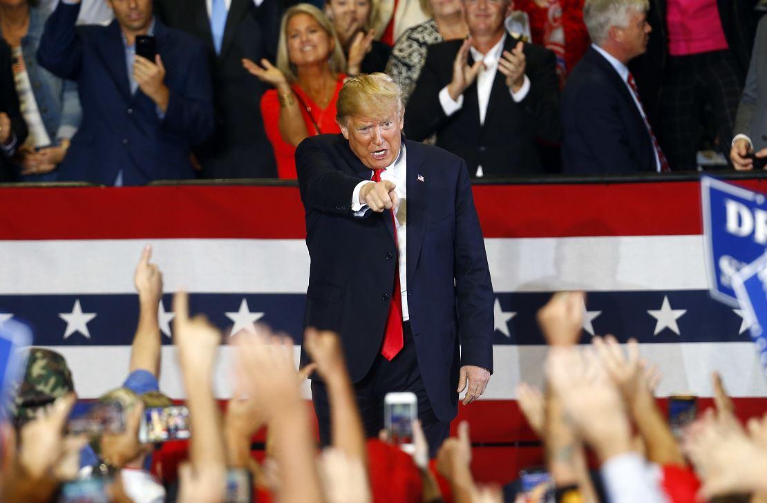Trump enfrentará grandes desafíos en elecciones legislativas
