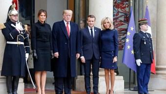 Trump y Macron coinciden que Europa debe aumentar aportación