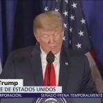 Trump reconoce a Peña Nieto por firma del T-MEC