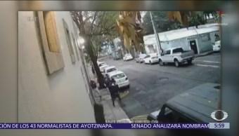 Utilizan a mujer como señuelo para robar casas en alcaldía Benito Juárez