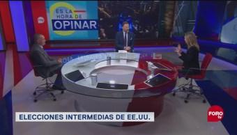 Análisis Elecciones Intermedias Estados Unidos Implicaciones México