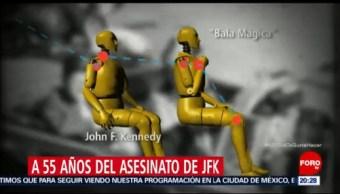 A 55 Años Del Asesinato De JFK