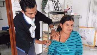 Vacuna influenza; suman 10 casos confirmados en Campeche