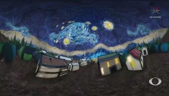 Van Gogh Cobra Vida Van Gogh Alive